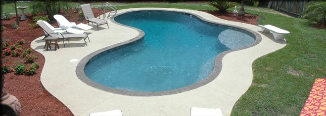 Price To Build Cost To Build In Ground Swimming Pool New Orleans Biloxi Gulfport